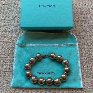 Tiffany & Co. Ball Sterling Silver Bracelet